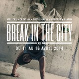 BREACK IN THE CITY 2014