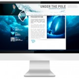 UNDER THE POLE WEBDESIGN